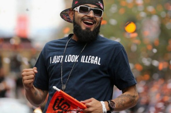 sergio romo racism i just look illegal jackie robinson day