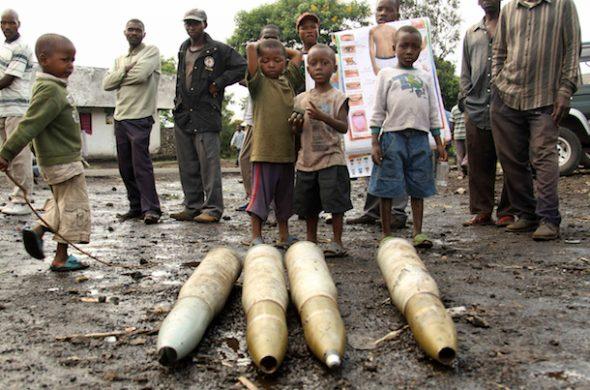 Congo war World Relief