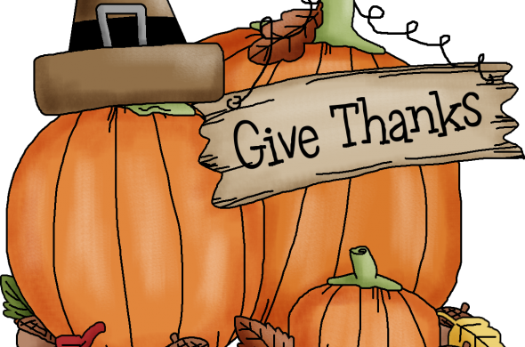 they key to giving thanks