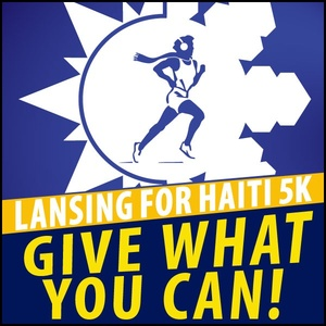 Lansing for Haiti 5K run walk world relief