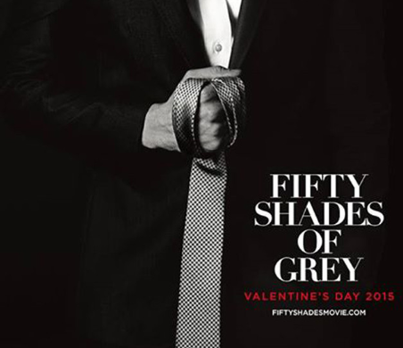 fifty shades of grey poster porn