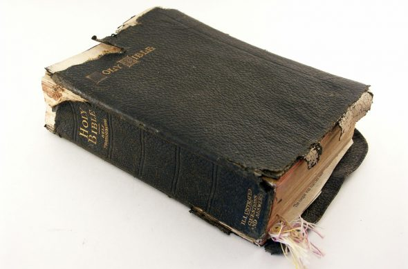 tattered-bible