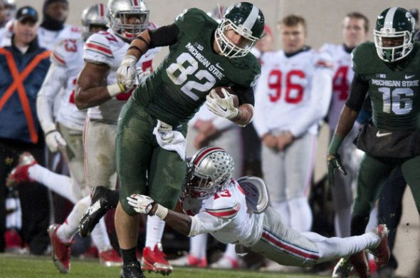 josiah price msu te ohio state football