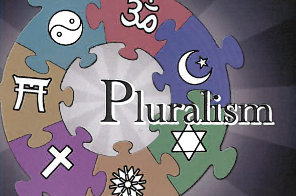 pluralism all roads lead to god