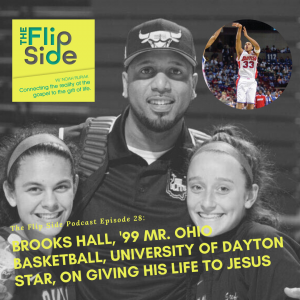 brooks hall, university of dayton, dayton flyers, dayton flyers basketball, basketball, troy high school, mr basketball, jesus christ, testimony, faith